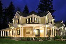 Home Sweet Home / Beautiful home exteriors