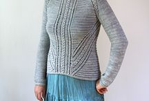 Sweater Knitting / by Sara Kay Hartmann