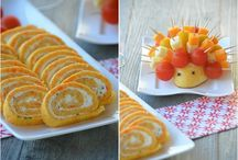 roulés aux carottes