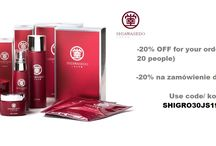 -20% OFF for order at Shiawasedo! a Japanese cosmetic brand!
