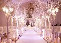 vow renewal ♡ / winter wonderland theme? :) / by Caitlin Deters