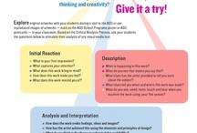 Resources: Art education
