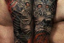 tatuagem dragao