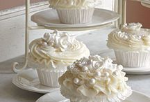 Wedding Cupcake and Cupcake Tower Ideas