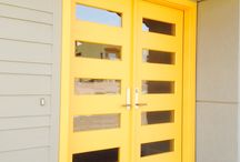 Home Entry Doors / From simple to elaborate or traditional to contemporary, an entry door makes a statement about your home...it welcomes guests and creates a first impression.