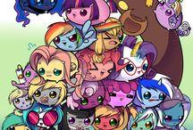all pony