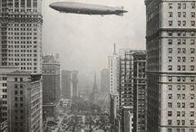 Zeppelin & Airship