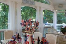 How We Celebrate 4th of July / by LJ Edwards Furniture, Accents, Design, Service