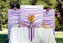 Decorations for banquets