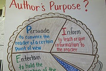 Author's Purpose / by Pam Christopherson