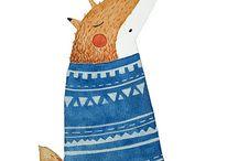 illustrations / by Nicole Johnston