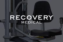 MEDICAL / SportsArt fitness onderscheid zich door zijn speciaal voor revalidatie ontwikkelde toestellen. Deze zijn allemaal gebruiksvriendelijk en speciaal ontwikkeld zodat deze door iedereen te gebruiken zijn.