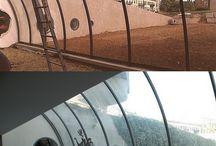 Bibliothèque Louis Nucéra / Images de la bibliothèque en construction (2001-2002) et aujourd'hui (2016)