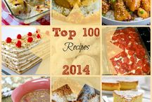 Top Recipes of 2014 / View RecipeLion's top recipes of 2014. See our best breakfast recipes, weeknight dinner recipes, easy dessert recipes, and more! / by RecipeLion
