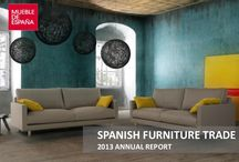 Spanish furniture trade - Annual reports / by Mueble de España