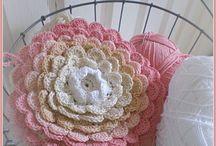 Rosa Gigante em croche