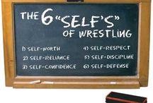 Wrestling / by Jessica White