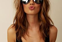I love your sunglasses! / Summer accessories
