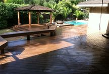 Great Decks / Photos from Straight Line Construction Projects