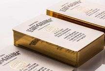 Awesome Business Card Designs / Some awesome business card designs