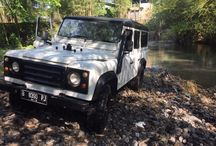 Land Rover 110 1991 Project / I bought a Defender 110 Wagon 1991 and modified it to Double Cab. And also doing a facelift into 2010 model. Take the old bonet and grill, the progress is still running now.