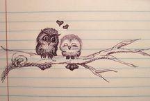 Owl pics I like