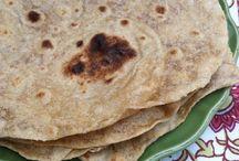 Tortillas & Other Flatbreads