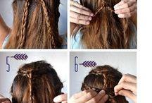 Sweet & Fancy Hairstyles