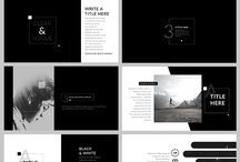 Print Design Inspiration / layout and print design inspiration