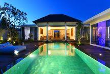 Villa Bahia / #villa modern dan mewah yang terdiri dari #3kamar yang terletak di #Seminyak #Bali