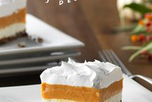 Perfectly Pumpkin desserts (and other garden treats!)