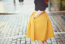 Skirts so cute!