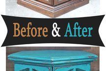 meblowe furniture / stare meble, malowane meble, odnawiane meble