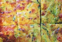 Vegetable slices