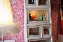 Ideas for my walk in closet