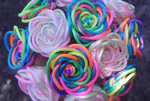 Rainbow Loom / Rainbow loom designs for bracelets, necklaces and charms!