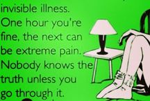 My life with Crohn's disease.