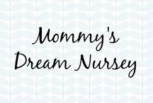Mommy's Dream Nursery / The #dream #nursery for mom!  by Mommy's Dream Team #newborn #motherhood #baby #mommysdreamteam #cincinnati #nightnanny #mom #kentucky