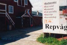 Norjan rannikkoa. / Loma kuviani eri puolelta Norjan rannikkoa...vuosina 2000-2001:  Kirniemi, Alta, ...