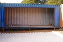 Our Shipping Container House / Burrbank - Our DIY 'homestead' style container house