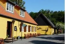 Hotel Skovly, Rønne, Bornholm / The beautiful Hotel Skovly at the danish sunshine-island Bornholm.