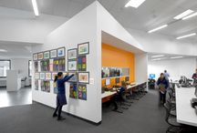 Cowork & School Interiors