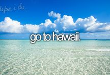 Holidays - Destination - Bucket List