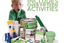 St. Patrick's Day Activities.
