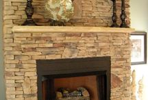 Fireplace Ideas / Beautiful fireplaces to house beautiful stoves...