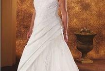 Nieuwe jurken voor de volslanke bruid.  / Maat 48 t/m maat 70!!!!