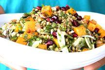 Whole Grain Salads