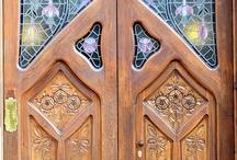 Puertas / Vitral