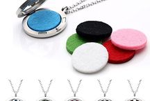 Fragrance Oil Lockets