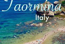 Taormina travel